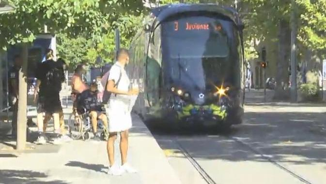 Montpellier Bus et Tramways gratuits les Week end