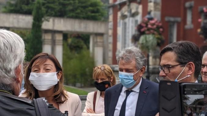 Carole Delga candidate à un 2e mandat à la présidence de l'Occitanie