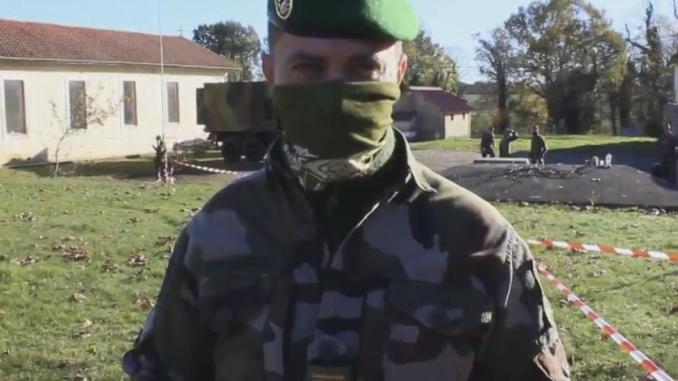 Vastes manoeuvres militaires à l'ouest de Tarbes