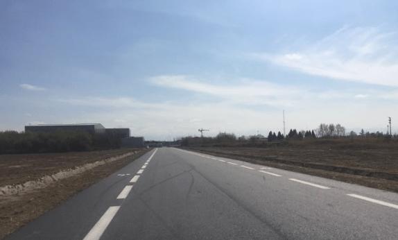 Bordères - inquiétude après l'ouverture d'une route - communiqué ADRISE