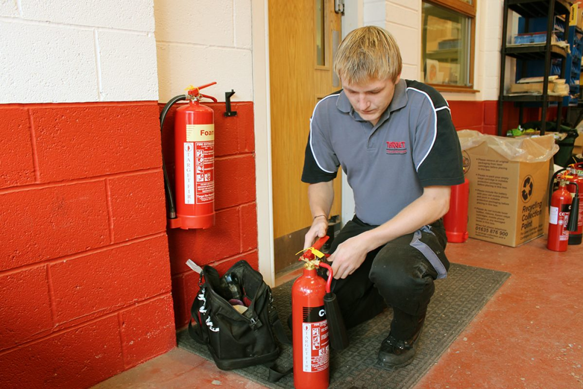 Fire Extinguisher Service In Manchester Amp Rochdale