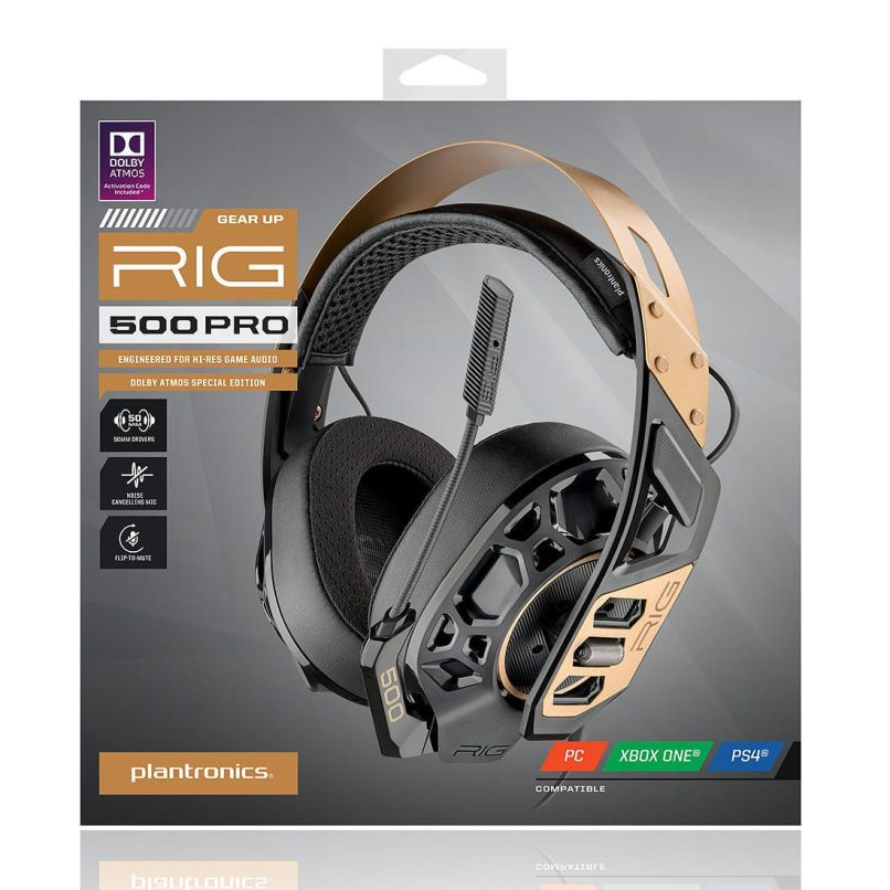 Rig 500 Pro Gaming Headset Pc