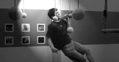 Video - Campusboard Training mit Tsukuru Hori