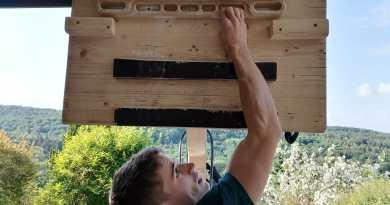 Fingerkrafttraining für Seilkletterer - von Paul Schall am Linebreaker PRO