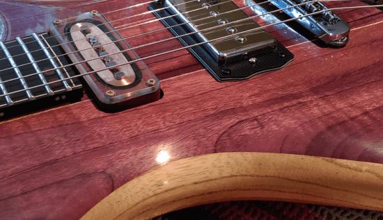 EM6000 best guitar finish