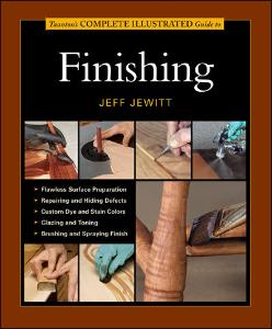 Wood Finishing Books: Recommendation 1