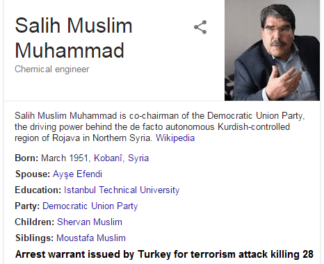 salih-muslim-arrest-warrant-by-turkey
