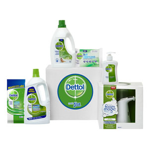 Disinfect/Ontsmetting