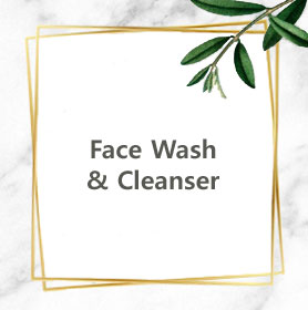 Face Wash & Cleanser