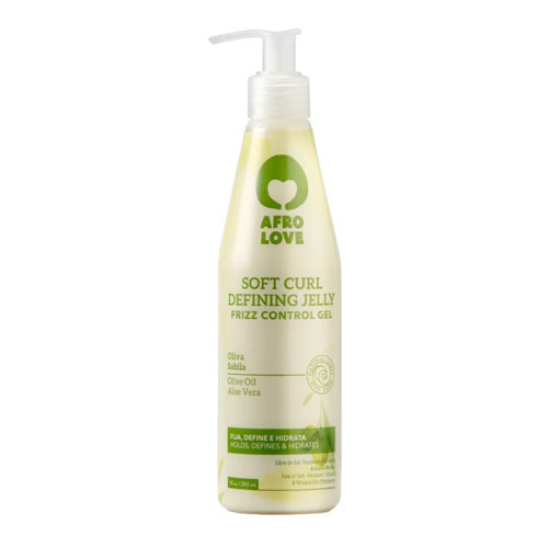 afro love hair soft curl defining jelly
