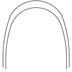 Archi Pro-form inferiore