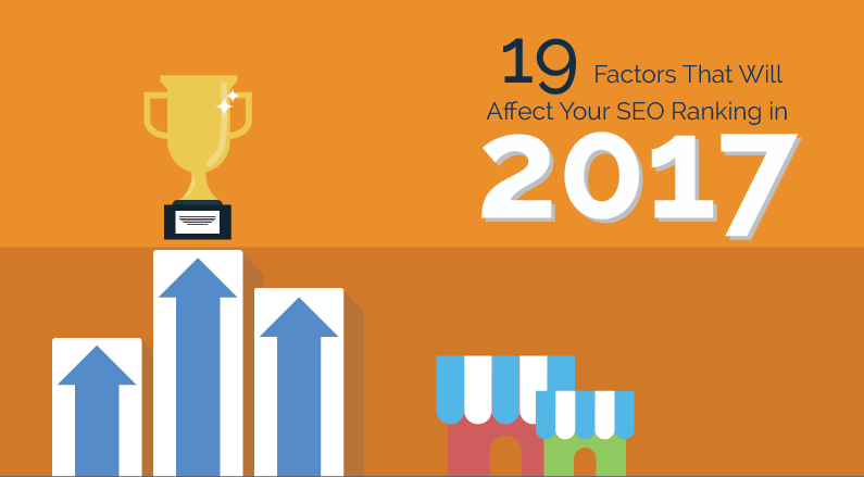 19 Factors That Will Affect Your SEO Ranking in 2017