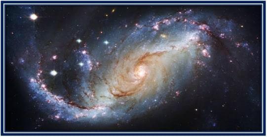 आकाशगंगा – मंदाकिनी