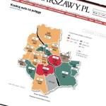 W Warszawie kradną więcej samochodów, a na Targówku mniej!