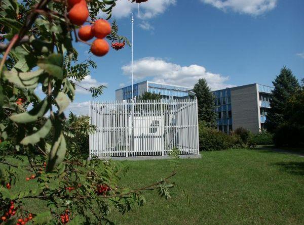 Stacja pomiaru powietrza / fot. WIOŚ