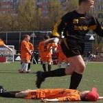 Adidas Football Challenge na OSiR Targówek