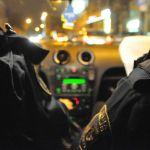 Taksówkarz w BMW poszukiwany przez policję