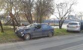 Wypadek przed Osiedlem Wilno