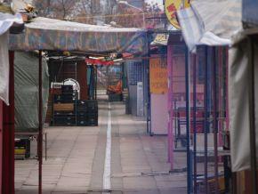 Lokalne centrum ma powstać w miejscu bazaru przy Trockiej