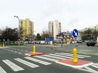"""Zmodernizowane przejścia na """"obwodnicy"""" Targówka"""