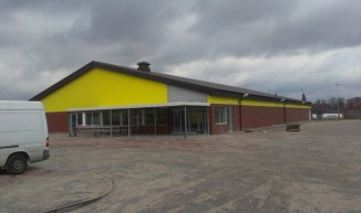 żółty sklep warszawa targówek