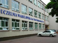 Siedziba Uczelni Warszawskiej na ul. Łabiszyńskiej /fot. UW
