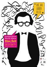BYĆ JAK WOODY ALLEN - przegląd filmów Woody Allena 2014, dla Kino ŚWIT