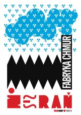 """żerań 2011, plakat autorski, cykl """"WARsaw"""""""