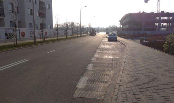 We wtorek Wierna wygląda już na gotową / fot. targowek.info