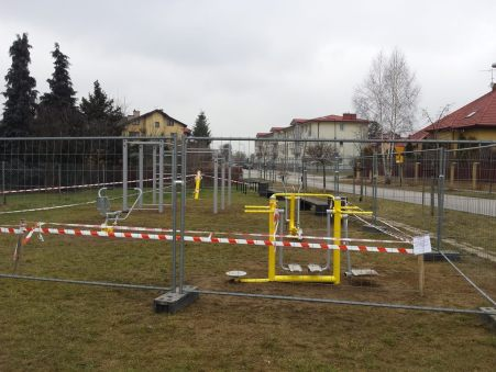 23 listopada 2014 - siłownia na Tużyckiej znów jest