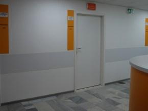 Izba przyjęć w nowym oddziale położnicznym / fot. Martyna Gadecka / Urząd Marszałkowski
