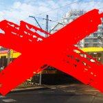 Ostatni dzień tramwajów na Odrowąża. Od środy całe Bródno bez torów