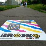 Plakaty Pawła Skya od piątku w Parku Bródnowskim