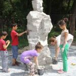 Też możesz zrobić rzeźbę do Parku Bródnowskiego