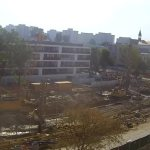 Kamera online na budowę metra