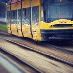 Pętla tramwajowa na polu PGR