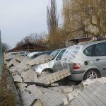 Zawalonym murem gimnazjum zajmie się prokuratura