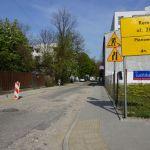 Zaczyna się remont ul. Złotopolskiej. To objazd budowy metra