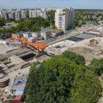 Raport z budowy metra: co zbudowano w maju 2017