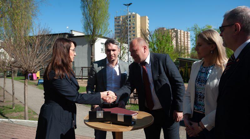 """Jest umowa na remont """"obwodnicy"""" Targówka. Oraz wreszcie terminy otwarcia Ossowskiego i Trockiej!"""