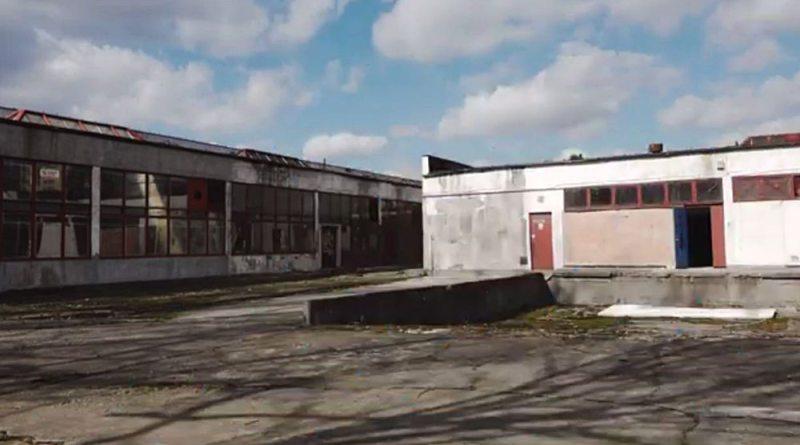 Rusza przebudowa starych warsztatów przy Wysockiego. Będzie tam zawodówka