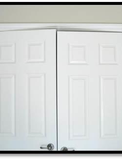 doors no longer fitting in frame is a sign of foundation issues