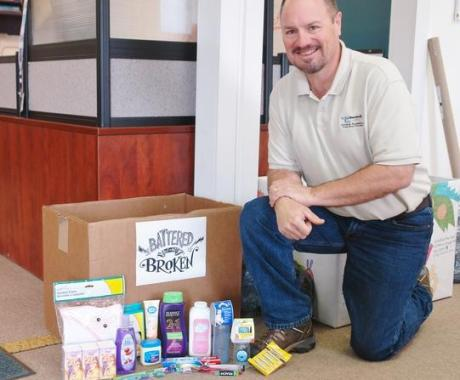 THBS Lends a Helping Hand to Forsyth Family Services