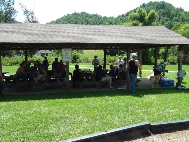Tar Heel Basement Systems 2nd Annual Company Picnic