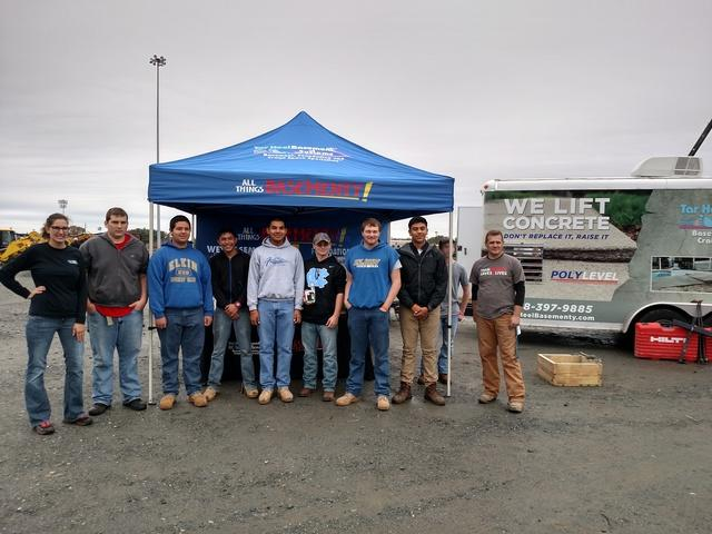 Winston Salem Chamber's Construction Industry Council hosted Construction Career Days
