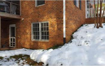 prevent the next snow, ice or rain storm from leaving you with a wet basement or crawl space