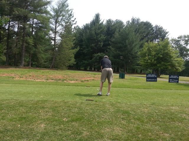 Golfing Tournament