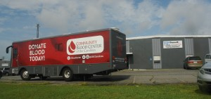 Annual Blood Drive at the Tar Heel location