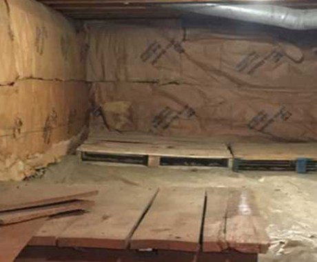 Does the Crawl Space Warm Up the House in Summer?