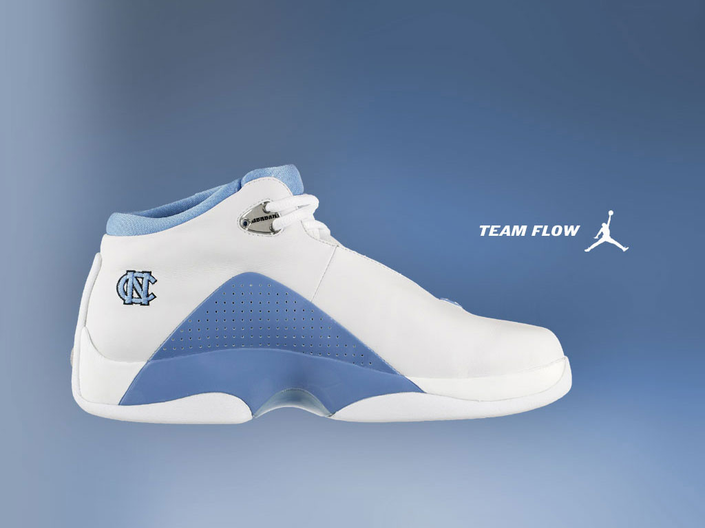 Photo UNC Team Flow Nike Shoes Tar Heel Times